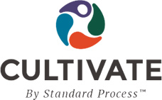 cultivate by standard process logo