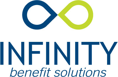 logo for a client, infinity benefit solution