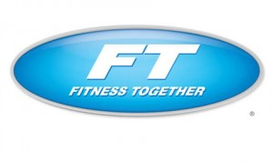 FT, fitness together logo