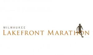 lakefront marathon logo