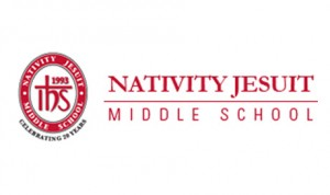 nativity jesuit academy and middle school logo