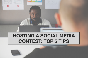 Hosting a Social Media Contest: Top 5 Tips - RedMoxy Communications