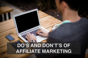 Do's and Don't's of Affiliate Marketing - RedMoxy Communications