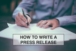 How to Write a Press Release - RedMoxy Communications