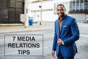 7 Media Relations Tips -- RedMoxy Communications