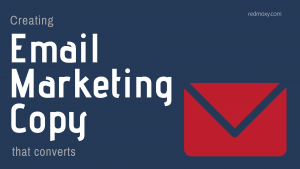 Creating Email Marketing Copy that Converts -- RedMoxy Communications